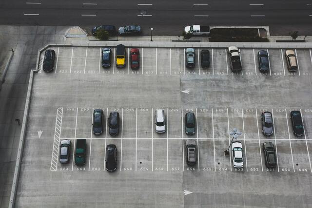aparcar en sants