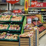 Precios de comida en supermercados en Barcelona