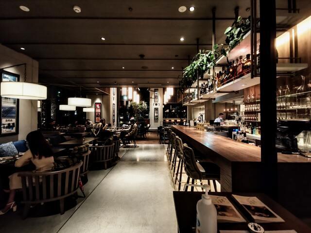 restaurantes en el paseo de gracia