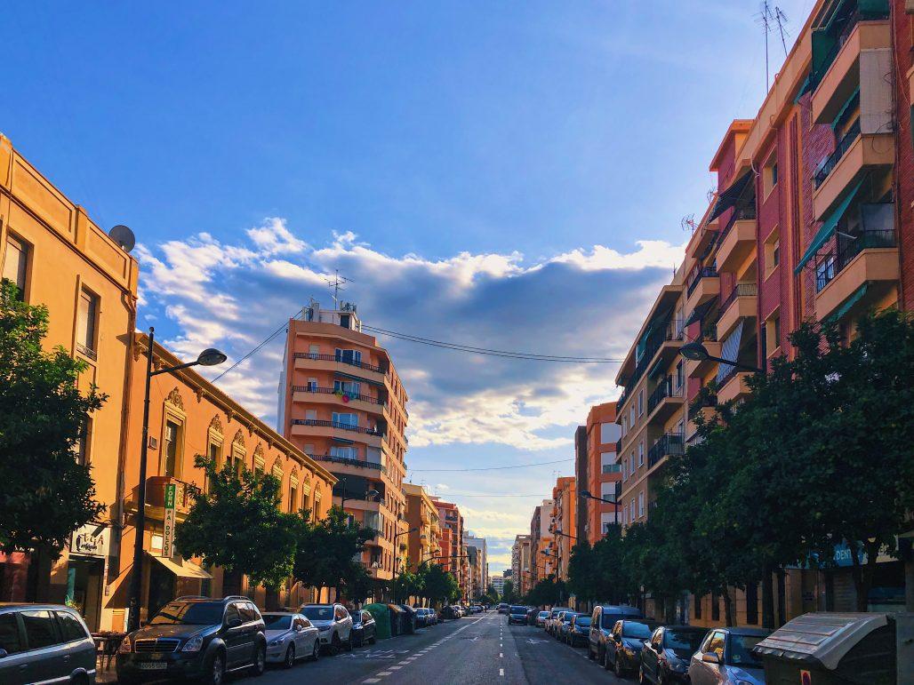 Aparcar gratis el coche en Barcelona