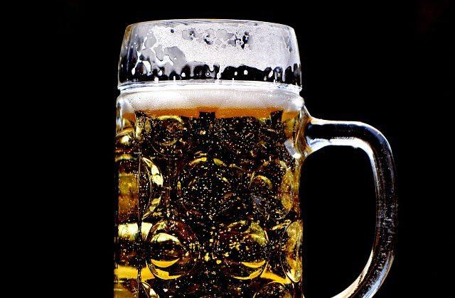 Imagen de una jarra de cerveza