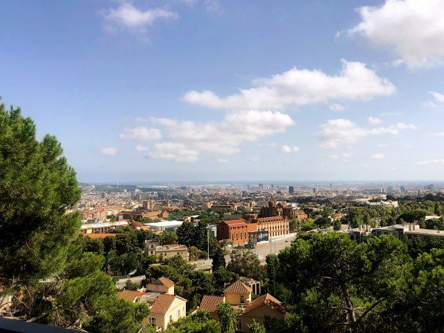 Perto La Salle é um bom lugar onde viver em Barcelona sendo estudante
