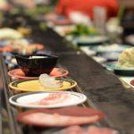 Buffet libre de sushi en Barcelona