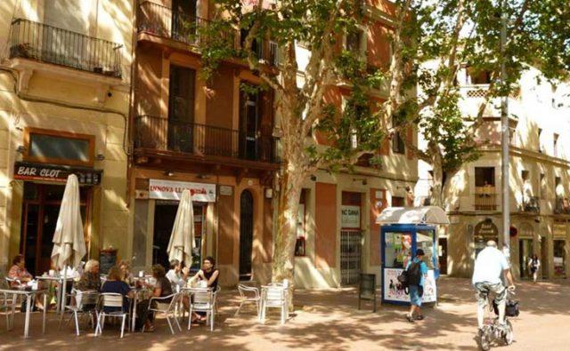 barrio el clot barcelona