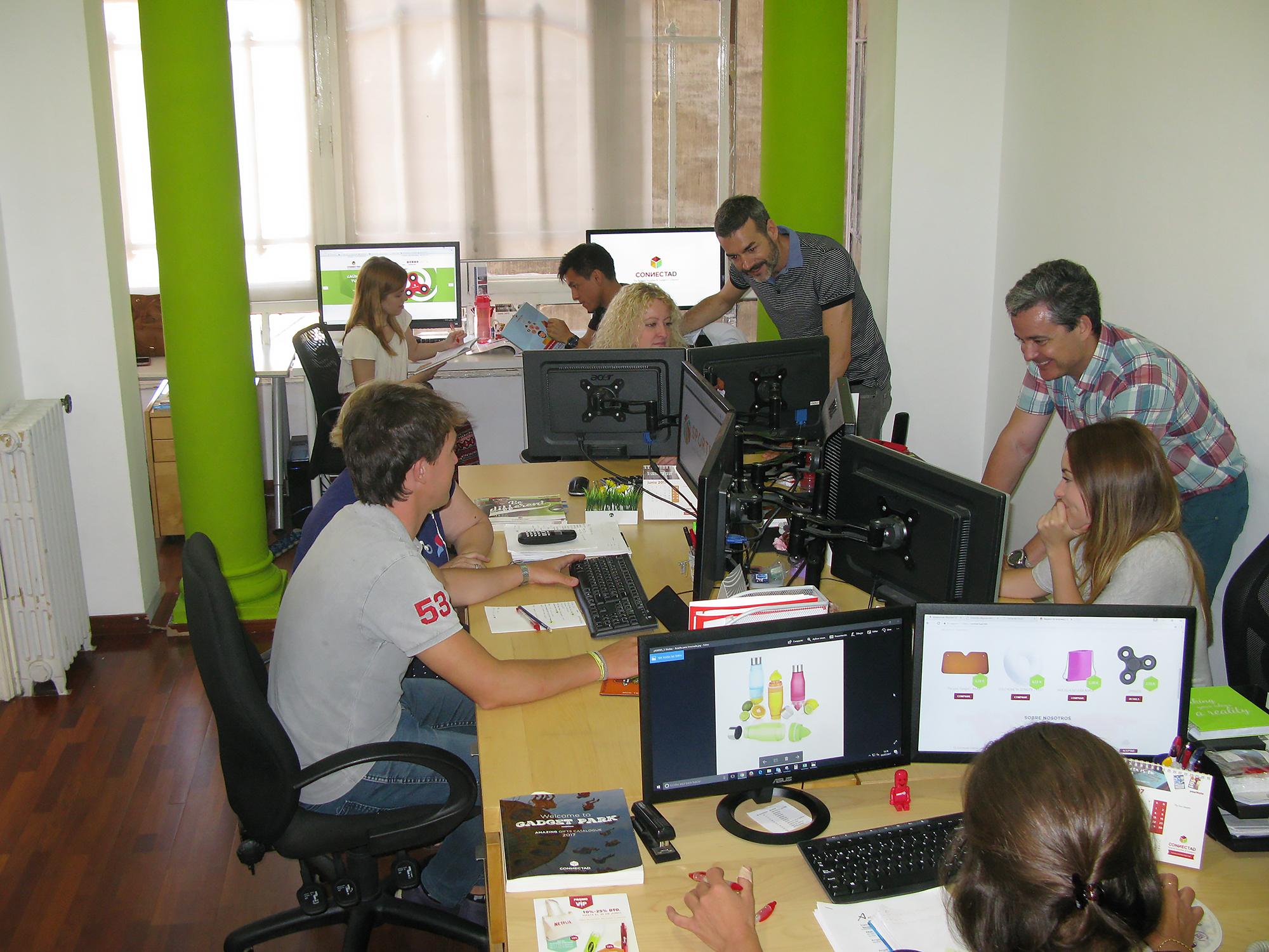 Connectad tu empresa de marketing promocional en barcelona - Empresas constructoras en barcelona ...