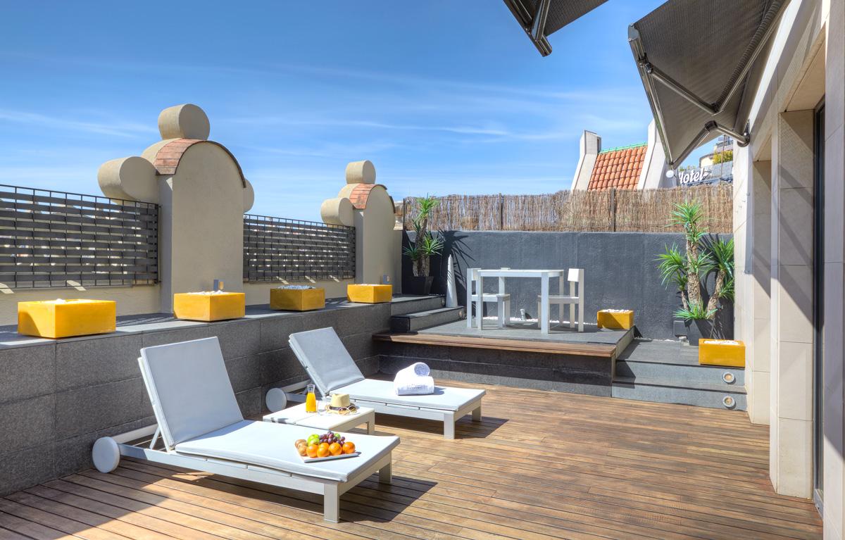 Los hoteles m s rom nticos de barcelona for Buscador de hoteles en barcelona