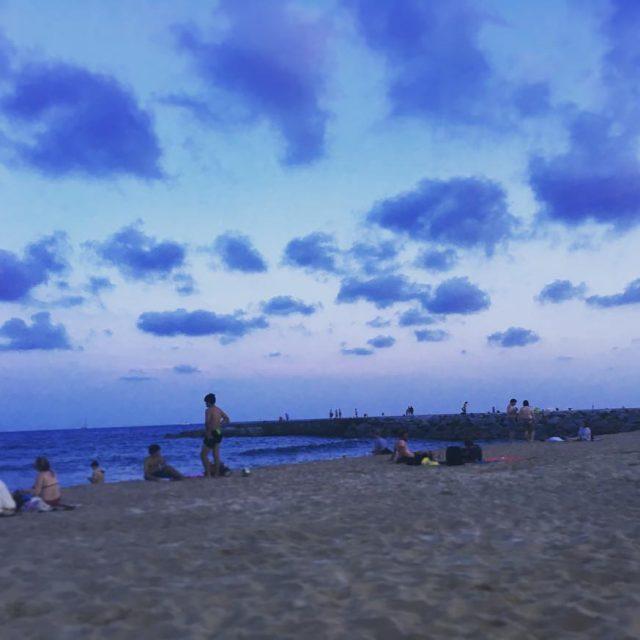 Summer 2017 in Barcelona barcelonacity catalunya barcelonabeach beach summer sunsethellip