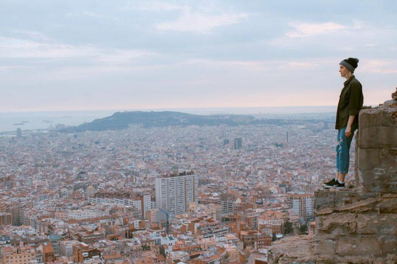 Descubre Los Búnkers Del Carmel De Barcelona