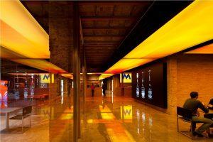 fábrica moritz barcelona, arquitectura fábrica moritz barcelona, cerveza moritz barcelona, experiencia gastronómica barcelona