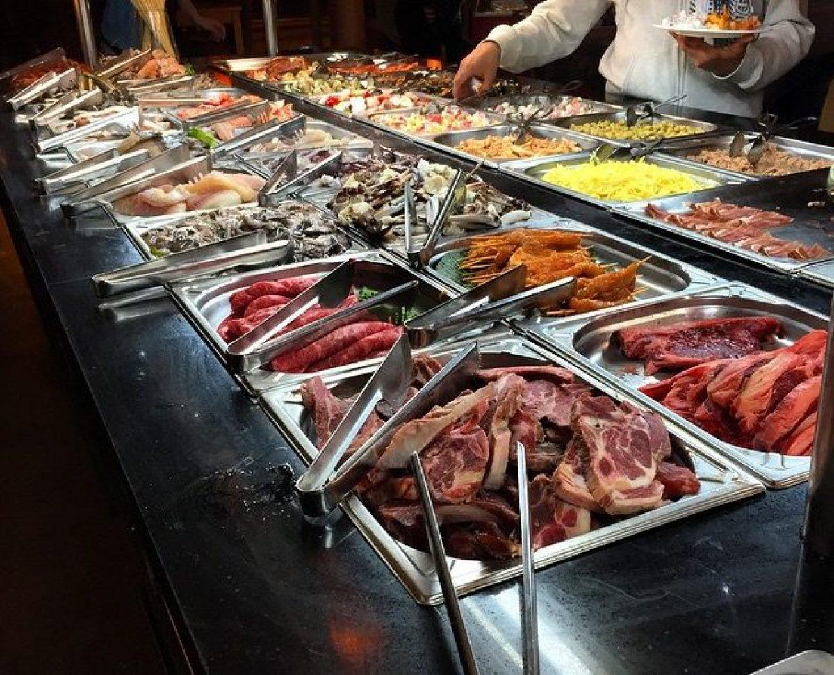 Orgullo Gaseoso tabaco  Mejores restaurantes de buffet libre en Barcelona