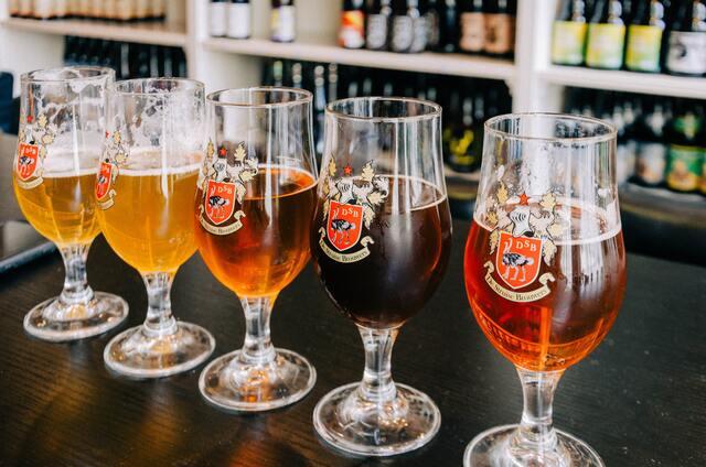 cervecerías belgas
