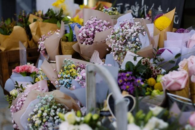 comprar flores barcelona