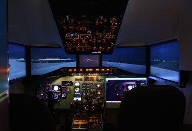 simulador de vuelo barcelona, cursos piloto virtual barcelona