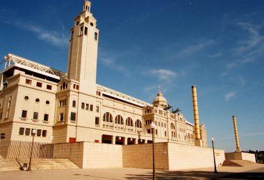 Estadio Olímpico Lluís Companys, Olimpiadas 1992 Barcelona, Juegos Olímpicos Barcelona, Estadio Olímpico Montjuïc, Estadio Montjuïc