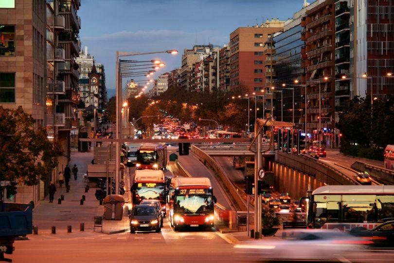 autobuses nocturnos Barcelona