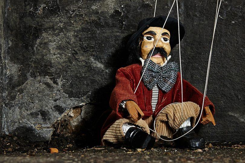 cursos de títeres Barcelona, cursos de marionetas Barcelona, títeres y marionetas en Barcelona