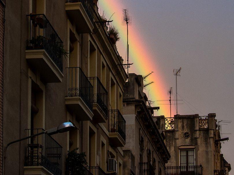 barrio de Gracia Barcelona