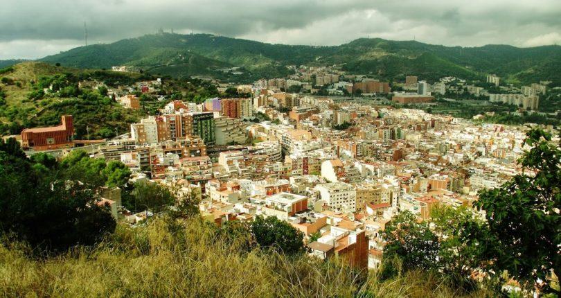 barrio el carmelo en Barcelona