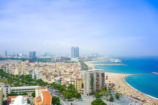 donde vivir en Barcelona
