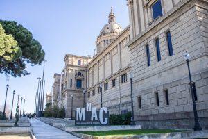 Edificio Museo Nacional de Arte Cataluña