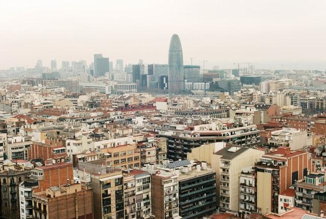 Foto de Eixample, um bairro onde viver em Barcelona se você é estudante