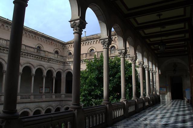 Ciutat Vella é um lugar onde viver em Barcelona como estudante