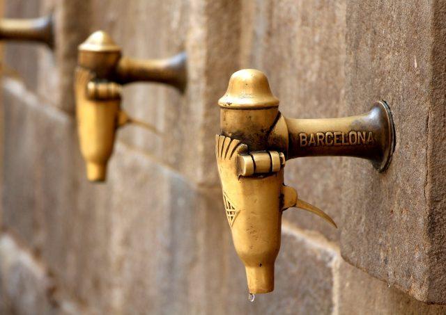 Fuentes de Barcelona