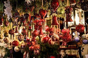 Imagen de decoraciones de navidad