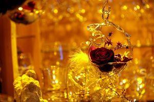 Imagen de decoración navideña
