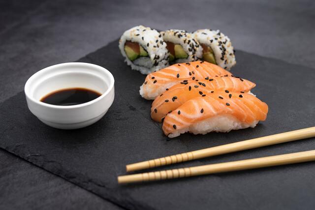 buffet libre sushi