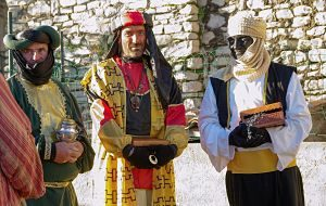 imagen de los tres reyes magos