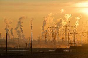 Imagen de fábricas contaminantes