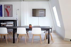 Imagen de un salón