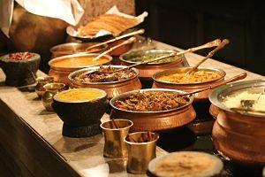 Imagen de comida india
