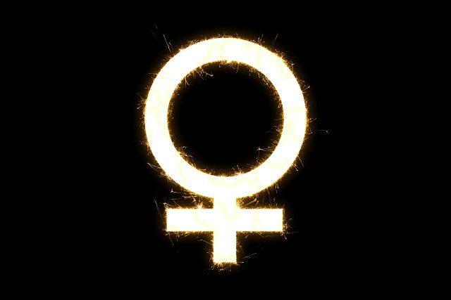 Imagen de el símbolo de la mujer