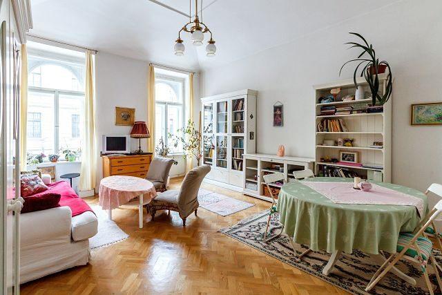 Imagen de un salón moderno