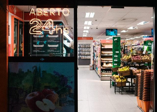 Supermercado 24h
