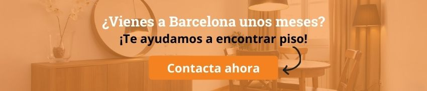 alquiler pisos de temporada barcelona