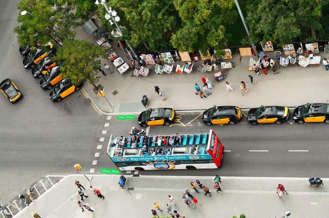 bus turístico oficial de Barcelona