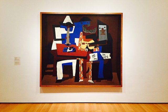 Cuadro de Pablo Picasso