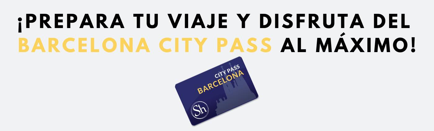 banner City Pass Barcelona