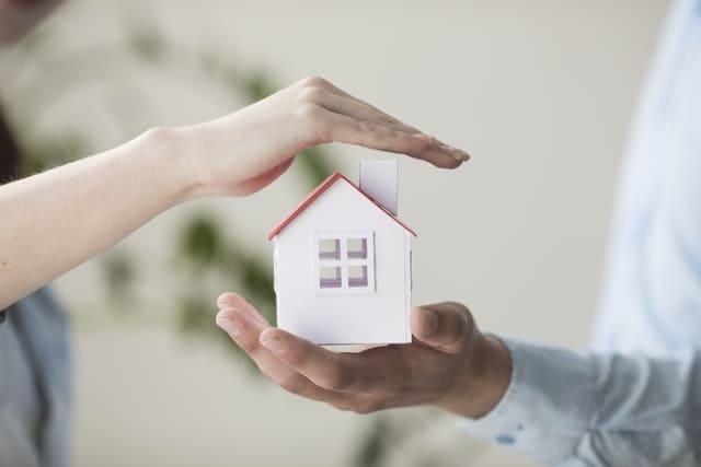 casita protegida por seguro de inquilino