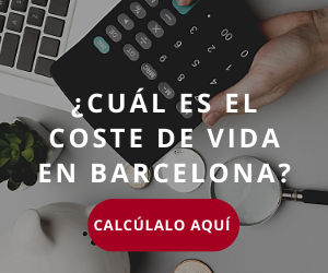Coste de vida Barcelona