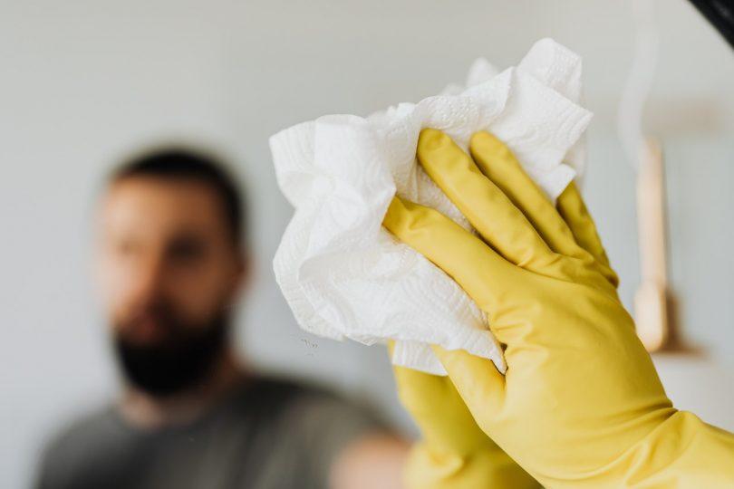 Desinfectar tu casa de coronavirus