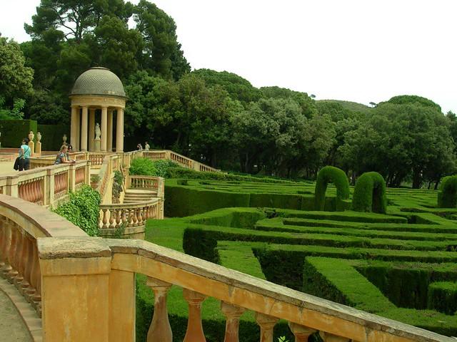 laberint d'horta, horta-guinardó
