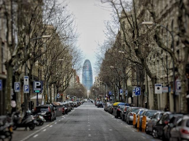 Apartamentos para estudantes em Barcelona