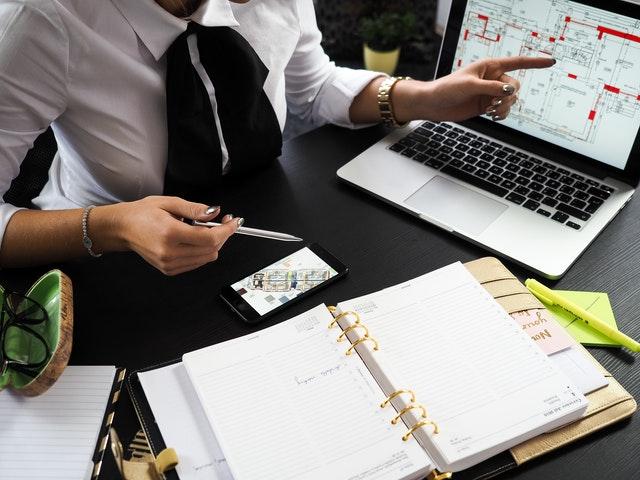Caderno para organizar o dia a dia do profissional de imóveis