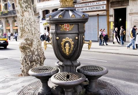 Canaletas y sus 17 hermanas gemelas diario de viaje - Alquiler de apartamentos por dias en barcelona ...