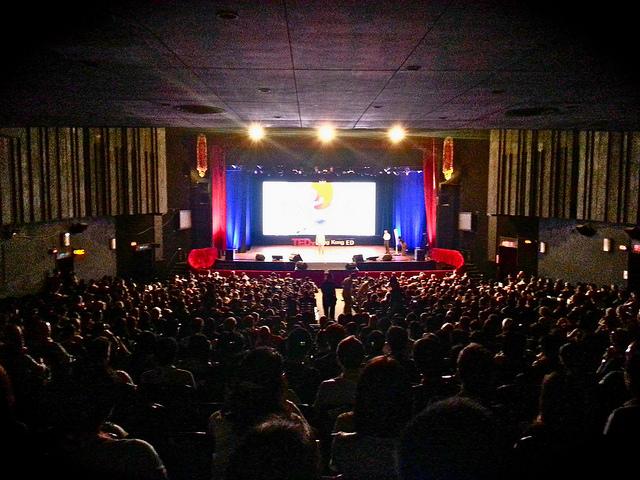 TEDXED en Hong Kong