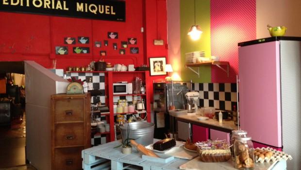 Restaurantes y cafeter as para ir con ni os en barcelona - Restaurante semproniana barcelona ...